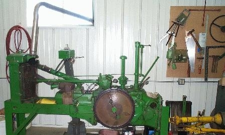 J & G Regional Services, Inc. - Robert's Carb Repair with John Deere 2 Cylinder Engine Diagram
