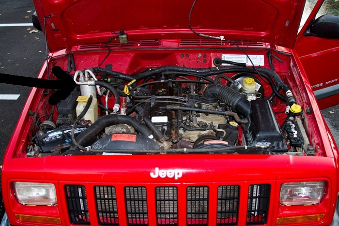 Jeep Cherokee Questions - Fuel Pump Or Filter - Cargurus for 2000 Jeep Cherokee Engine Diagram
