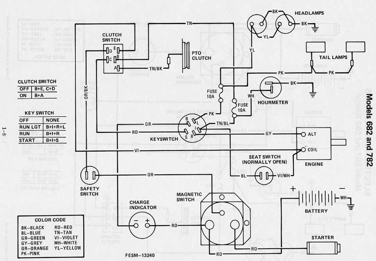 kohler ch25s wiring diagram   27 wiring diagram images