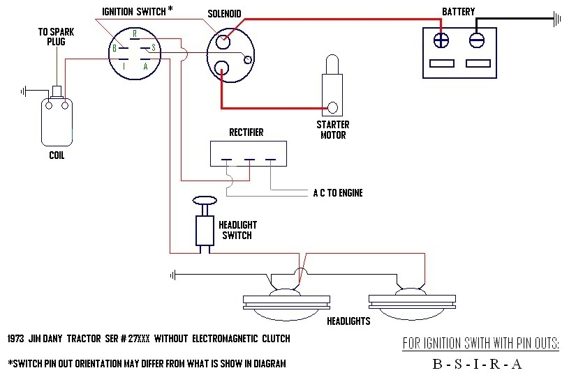 Small Engine Ignition Switch Wiring Diagram | Automotive ...