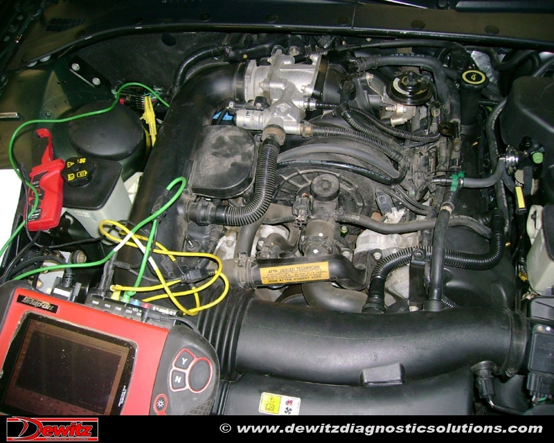 Lincoln Ls 3.9 Misfire, No Power, Rev Limiter, And Throttle Problem for 2000 Lincoln Ls Engine Diagram
