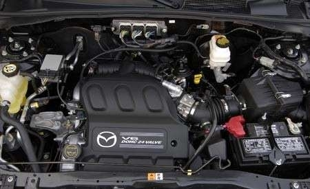 Mazda Tribute Car Swerving Right Questions & Answers (With regarding 2003 Mazda Tribute Engine Diagram