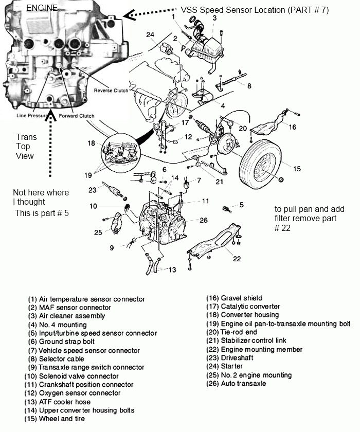 Mr E Photo Gallery Automotive - Kia Sephia 2000 for 2000 Kia Sephia Engine Diagram