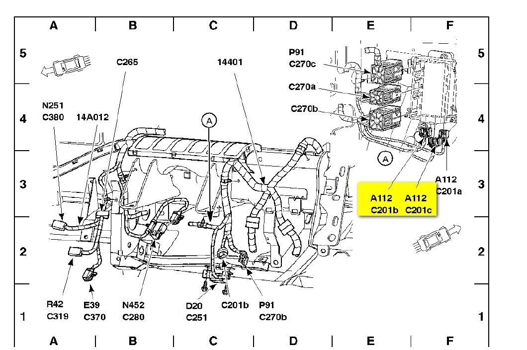96 nissan maxima belt diagram
