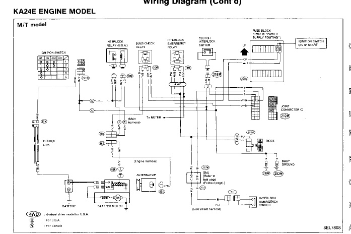 95 nissan maxima fuse diagram 95 nissan maxima fuse box diagram 95 nissan maxima engine diagram | automotive parts diagram ... #2