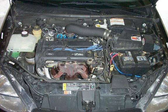 Powerfocuszts 2001 Ford Focus Specs, Photos, Modification Info At intended for Ford Focus 2001 Engine Diagram