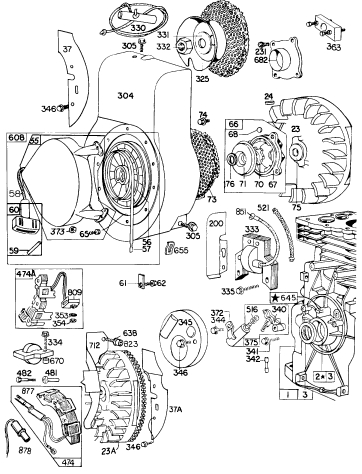 Reubens Lawn Care: How To Fix Your Lawn Mower Motor within Diagram Of A Lawn Mower Engine