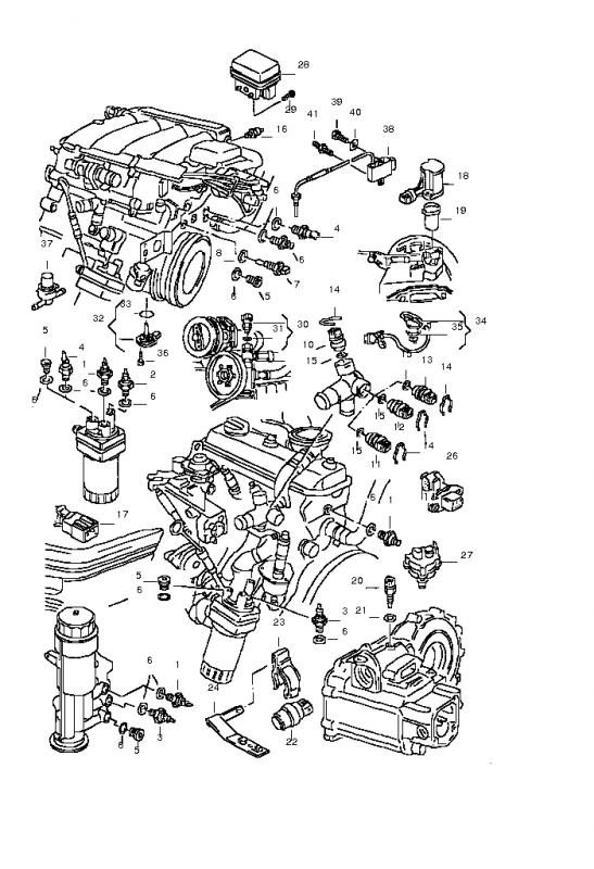 2001 Vw Beetle Engine Diagram