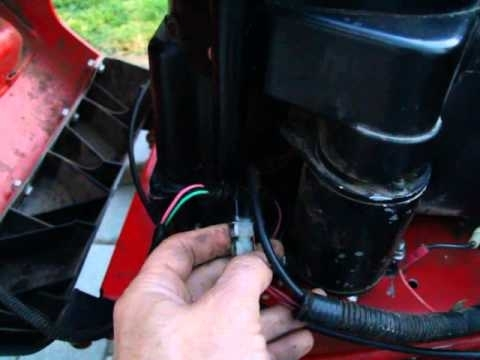 Snapper Rider Wiring Explained (Sorta) - Youtube pertaining to Snapper Rear Engine Rider Wiring Diagram