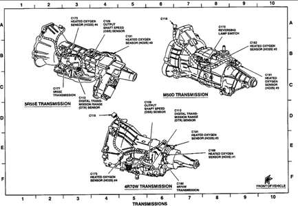 1996 ford explorer engine diagram