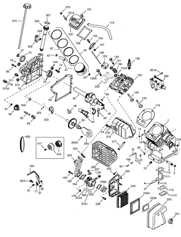 throttle wiring diagram with Briggs And Stratton 17 5 Hp Engine Diagram on Where Is The Crank Sensor On A 1998 Chevy Silverado 1500 Truck 827358 together with 460 7 5 1994 Ford Engine Diagram moreover Nissan Vq35de Engine Parts Diagrams moreover 1963 Lincoln Continental Wiring Diagram furthermore 3xx6g 2001 Jeep Cherokee Horn Cruise Control Does Not Work.