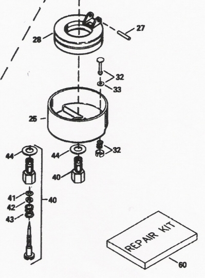 Tecumseh Carb Leaking From Mixture Screw within Carburetor Diagram For Tecumseh Engine
