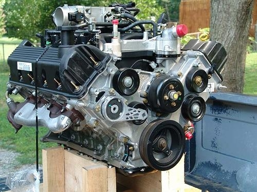 ford  modular engine   liter ford engine