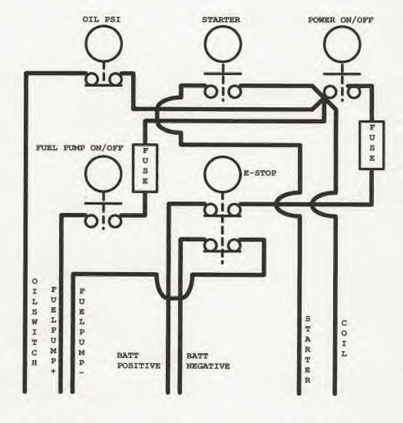 engine test stand wiring diagram