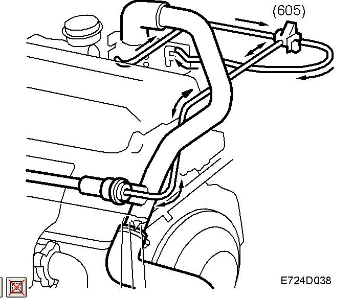 Throttle Body Vacuum Hose - Saabcentral Forums with regard to Saab 9 5 Engine Diagram