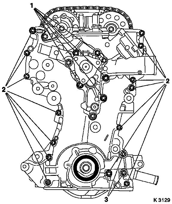 Vauxhall Workshop Manuals > Corsa C > J Engine And Engine inside Vauxhall Corsa 1.2 Engine Diagram