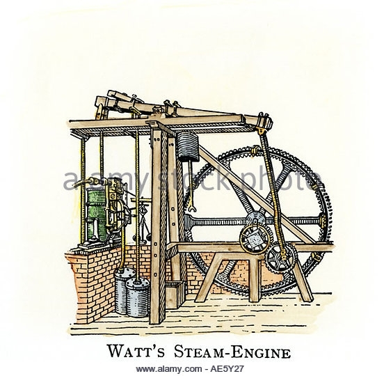 Watt Steam Engine Stock Photos & Watt Steam Engine Stock Images within James Watt Steam Engine Diagram