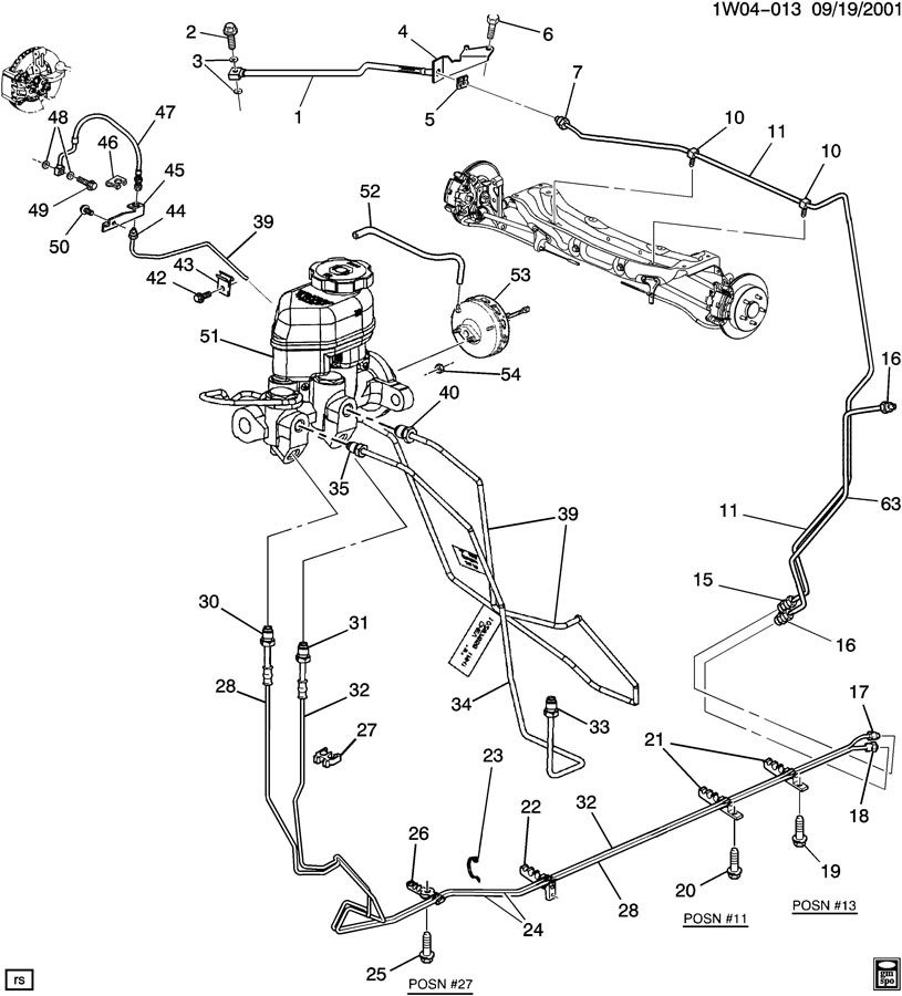 diagram for a 2000 chevy 2500 engine 2000 chevy impala engine diagram | automotive parts ...