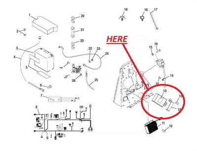 Cars And Technology: 1999 Polaris Sportsman 500 Parts within Polaris Sportsman 500 Ho Parts Diagram
