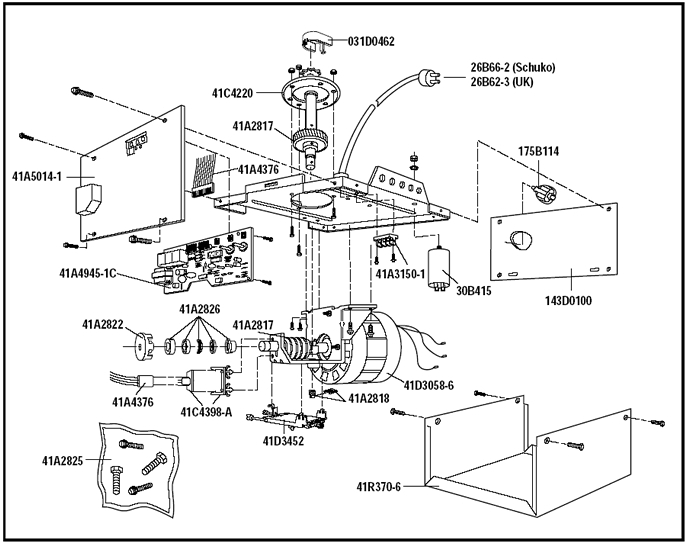 Genie Garage Door Opener Parts Diagram  U2013 Ppi Blog With