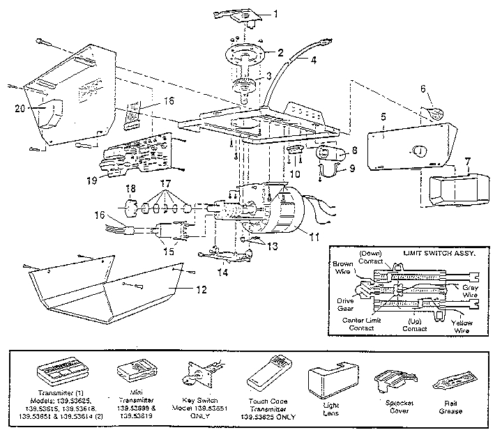 stanley garage door opener diagram stanley garage door opener circuit diagram