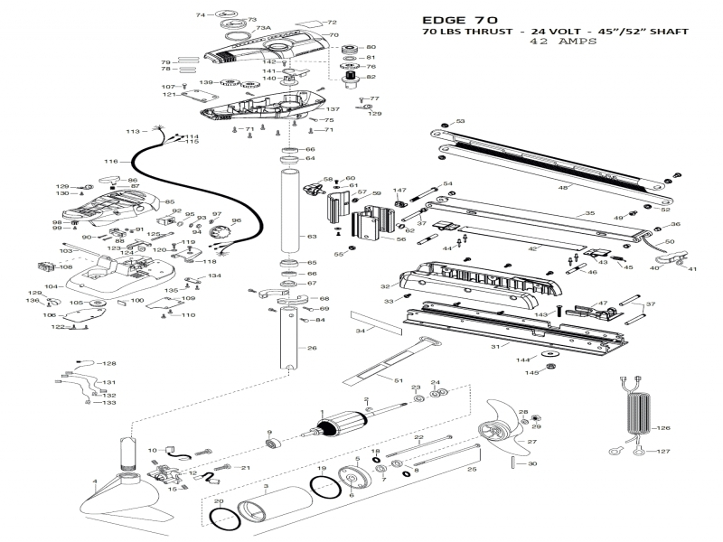 Minn Kota Trolling Motor Parts Diagram - Sharkawifarm for Minn Kota Trolling Motor Parts Diagram