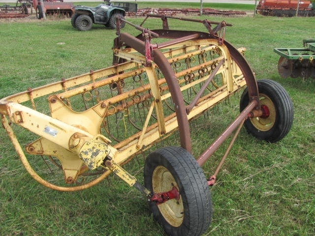 New 56 Hay Rake Parts Diagram » Got A Photo Of My Nh 55 Rake with regard to New Holland 56 Hay Rake Parts Diagram