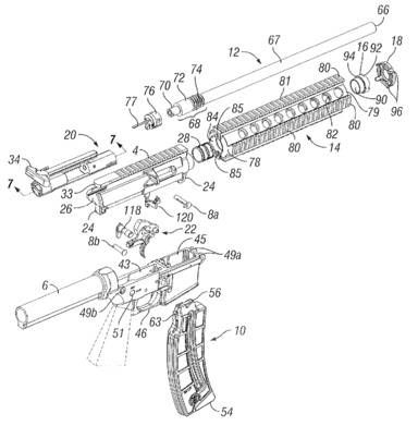 Smith & Wesson M&p 15-22 | Rifles | Pinterest | Smith Wesson, 22Lr inside Smith And Wesson M&p Parts Diagram