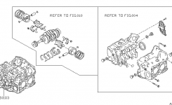 10103Ab330 – Genuine Subaru Short Block Engine Assembly intended for 2002 Subaru Wrx Engine Diagram