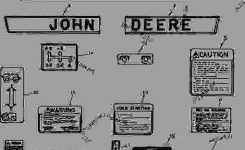 1050 John Deere Tractor Parts Diagram | Tractor Parts Diagram And regarding John Deere 1050 Parts Diagram