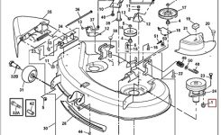 18 Best John Deere Mower Decks Images On Pinterest | Deck with regard to John Deere L100 Parts Diagram