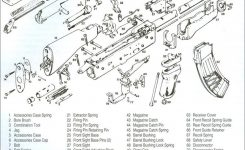 196 Best Firearms – Blueprints & Diagrams Images On Pinterest in Marlin Camp 9 Parts Diagram