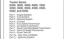 1964 Ford Tractor Parts Diagram | Tractor Parts Diagram And Wiring regarding Ford 4000 Tractor Parts Diagram