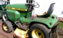 1982 John Deere 212 – Youtube inside John Deere 212 Parts Diagram