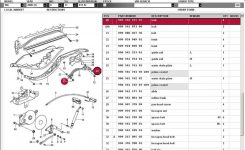 1991 Mustang Convertible Top Parts | Motor Replacement Parts And with regard to Mini Cooper Engine Parts Diagram
