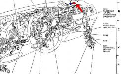 1994 Ford Escort Wiring Diagram. Ford. Wiring Diagram For Cars intended for 1994 Ford F150 Parts Diagram