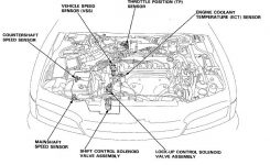 1994 Honda Accord Ex Problems Help!! – Honda-Tech – Honda Forum within 94 Honda Accord Engine Diagram