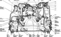 1995 Mercury Grand Marquis Diagram Of Wiring From Fuse Box – Fixya with 1999 Mercury Cougar Engine Diagram