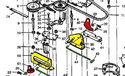 "1996 Murray Lawn Tractor 46"" – [Central Park Brandhandy Andy intended for Murray Lawn Mower Deck Parts Diagram"