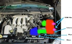 1999 Ford Taurus Engine Picture | Supermotors intended for 1999 Ford Taurus Engine Diagram