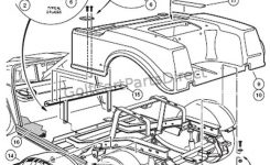 2000-2005 Club Car Ds Gas Or Electric – Club Car Parts & Accessories throughout Club Car Ds Parts Diagram
