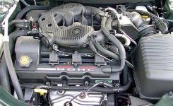 2001-2006 Chrysler Sebring Convertible: Refining The Class Leader intended for 2004 Chrysler Sebring Engine Diagram