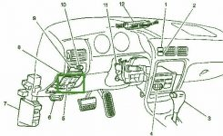 2001 Jeep Cherokee Fuse Box Diagram | Wiring Diagrams inside 1999 Jeep Grand Cherokee Engine Diagram