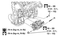 2002-2006 Nissan Altima 2.5L (Qr25De Engine) Seeing Bluish Smoke inside 2002 Nissan Altima Engine Diagram