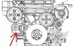 2002 – 2009 Chevrolet Trailblazer L6 4.2L Serpentine Belt Diagram in 2003 Chevy Trailblazer Engine Diagram