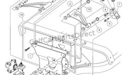 2004-2007 Club Car Precedent Gas Or Electric – Club Car Parts within Club Car Ds Parts Diagram
