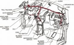 2004 Chevrolet Tahoe Wiring Diagram   Wiring Diagram And Fuse Box inside 2002 Chevy Tahoe Engine Diagram