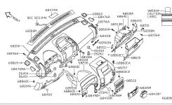 2004 Nissan Titan Crew Cab Oem Parts – Nissan Usa Estore regarding 2006 Nissan Titan Parts Diagram