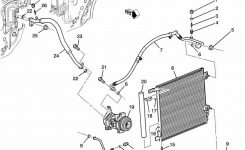 2006-10 Hummer H3 A/c Hose Tube New 25786707 15258833 15948093 throughout 2006 Hummer H3 Parts Diagrams