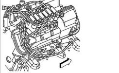 2006 Chevrolet Equinox Firing Order – Questions (With Pictures in 2007 Chevy Equinox Engine Diagram